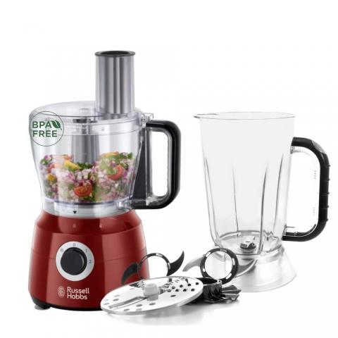 Кухненски робот Russell Hobbs Desire 24730-56, с функции на блендер, мискер, пасатор, сокоизстисквачка