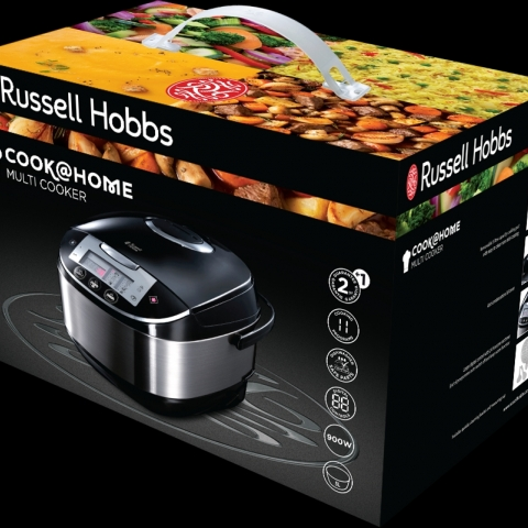 Мултикукър Russell Hobbs Cook@Home 21850-56