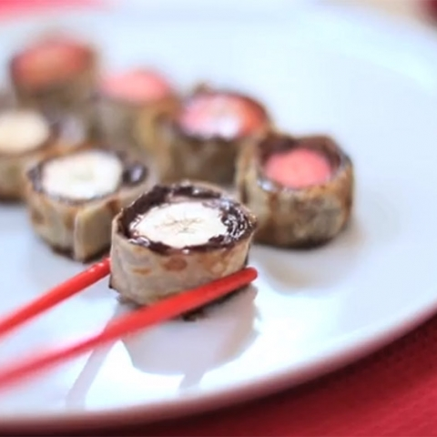 Уред за приготвяне на палачинки, плодово суши и други палачинкови десерти Russell Hobbs Fiesta 20920-56