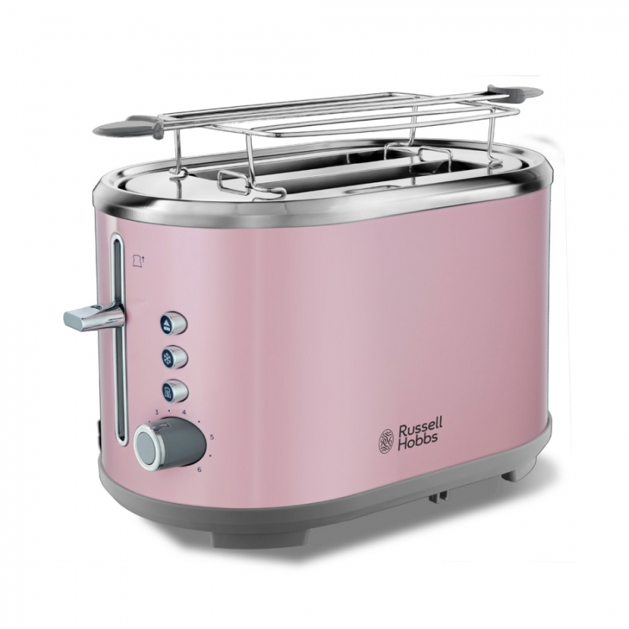 Тостер Russell Hobbs Bubble 25081-56 розов